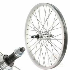 20 X 1.75 Rear Wheel Bicycle 5 6 7 Speed Gear Alloy Rim Back MTB Mountain Bike