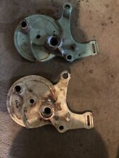 Antique Old Never Used Eclipse Reel Mower L &R Side Plates K 4 (1950's Or 60's)