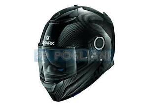 Casque de Moto SHARK Spartan Intégrale Dka Carbone Couleur Noire HE5000EDKA XL
