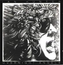 IAN HUNTER - OVERNIGHT ANGELS (RE) - 10 TRACK CD ALBUM - 2002 COLUMBIA