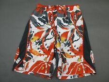 Nike Size S Mens Multicolor Lined Swim Beach Trunks Shorts 599