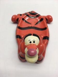 Disney Winnie the Pooh and Friends Tigger Soap Dish  Kids Bathroom Ceramic