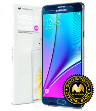 GOOSPERY® Tempered Glass Screen Protector Anti-Scratch For Samsung Galaxy NOTE 5