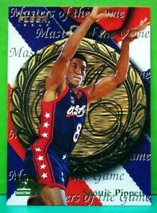 Scottie Pippen card 1996 Fleer USA Basketball #37