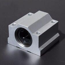 1Pcs SC20UU SCS20UU Linear Motion Ball Bearing Slide Bushing For 20mm Shaft