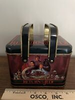 Star Wars Return Of The Jedi Tin Container 1983