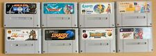 Star Fox Super Famicom Nintendo 8 game lot Japan SFC