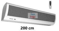 BARRIERA D'ARIA LAMA D'ARIA VIVAIR 200 cm TELECOMANDO ARIA NATURALE (NON CALDA)