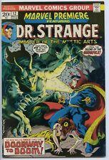 MARVEL PREMIERE #12 - Adams - Brunner - Dr. Strange