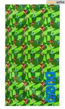 TELO MARE ARENA MULTISPORT TOWEL ASCIUGAMANO - 001476 col. verde/leaf