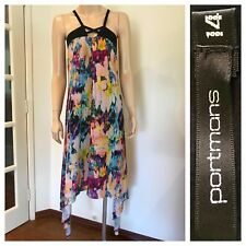PORTMANS Multicoloured Dress Ladies Size 14