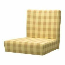 New Ikea Henriksdal Bar stool COVER in Skaftarp Yellow 603.712.48