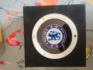 Genuine  Chelsea fc HUBLOT black Watch Presentation Box