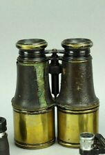 Rare WWI German Emil Busch Military Binoculars Made in Germany Jena Special