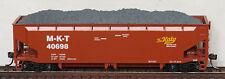 MOW TRAINS HO MISSOURI-KANSAS-TEXAS Ballast Hopper MKT 40698 Work Train MWKD5