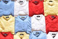 2 X  Boys  Plain Polo Tee T-Shirt School Shirts Uniform PE Top Gym Tops