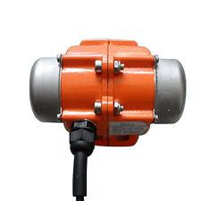 110V 100W Aluminum Alloy Vibrating Vibrator Motor 3600rpm