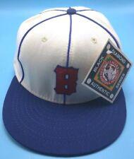 ac3f5bbe0c2 BALTIMORE ELITE GIANTS   NEGRO LEAGUE fitted cap   hat - sz 7 3 8