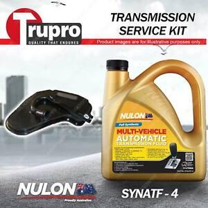 SYNATF Transmission Oil + Filter Service Kit for Jeep Cherokee KL 14-ON