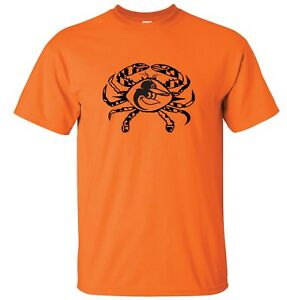 Baltimore Orioles Maryland Crab T-Shirt up to 5x It's a Maryland Thing
