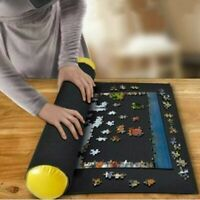 Jigsaw Storage Mat Puzzle Blanket Puzzle Mat Felt Storage For Up To 1500 Pieces