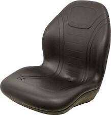 John Deere Black Seat Fits 4200 4500 4210 4310 4400 4700 Replaces OEM# LVA10029