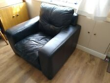 dfs leather armchair products for sale | eBay