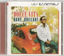 CD ALBUM 10 TITRES--DANY BRILLANT--DOLCE VITA--2001
