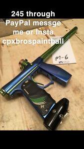 Empire Invert Mini Paintball Marker (axe Axe 2.0 Empire Dye Proto Invert Mini