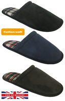 Mens Coolers Slippers Slip On Winter Casual Slippers Shoes Mules Moccasins Sizes