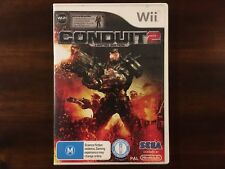 Conduit 2: Limited Edition - Wii Game - Wii U Compatible