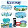 Bestway Children Paddling Pool, Garden Fun, Inflatables, Pump , Swim, Water