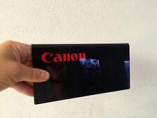 Orig. CANON Kameraständer -  LOGO - schwarz CANON WERBUNG! DEKORATION