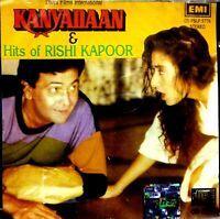 KANYADAAN & HITS OF RISHI KAPOOR - BRAND NEW BOLLYWOOD CD - UK RELEASE