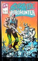 SAM SLADE ROBO HUNTER No. 13 Quality QC Comics