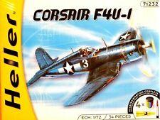 Heller 1:72 F4U-1 Corsair Aircraft Gift Set Model Kit