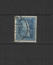1951 Bundespost ALLEMAGNE Fédérale W.C. Rontgen 1 timbre oblitéré /T3285