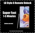 Network Unlock Service LG Stylo 6 T-Mobile ATT Metro Cricket Sprint Boost - Fast <br/> Service Online from Mon-Frid 10AM - 7PM new york time.