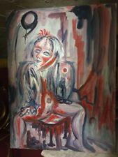 quadro olio su tela copia Picasso 60 x 80