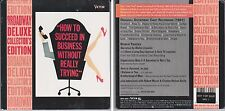 HOW TO SUCCEED IN BUSINESS WITHOUT REALLY TRYING Broadway Deluxe Edition CD RARE