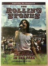 The Rolling Stones ~ Stones In The Park ~ DVD