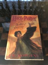Harry Potter: Harry Potter and the Deathly Hallows First Edition First Printing