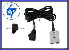 12V 10Amps Cable Cord Lead with Anderson style Plug to Fit Waeco & Kings Fridge