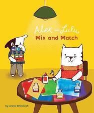 Alex e LULU: mescolare e abbinare (Alex & LULU), Siminovich, Lorena, NUOVO LIBRO mon000002