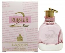 LANVIN RUMEUR 2 ROSE EAU DE PARFUM 50ML SPRAY - WOMEN'S FOR HER. NEW