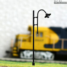20 pcs HO / OO Model Lamppost LED made Lamp long life street light NO Hot #L616