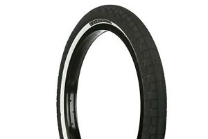 "New Haro La Mesa BMX Tire 20"" x 2.4 Black/Whitewall"