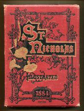 ST. NICHOLAS ILLUSTRATED: VOLUME XI (Part 1) 6 Months - Nov 1883 to Apr 1884