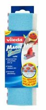 2 Pack Vileda 139962 Magic Mop 3Action Refill New