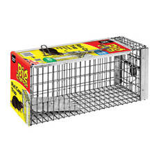 More details for the big cheese rat cage trap